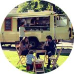 Foodtrucks in het Kenaupark